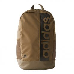 LINEAR PERFORMANCE BACKPACK BROWN   UNISEX TRAINING BACKPACK BR5090 1