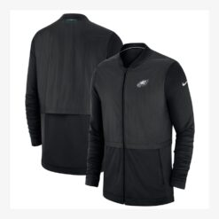 Jaket NFL Sideline Elite Hybrid Full Zip Jacket by Nike Philadelphia Eagles