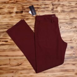 Celana Khaki Old Navy Ultimate Slim Built in Flex Trousers 602288 Marun result