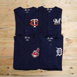 Jersey Baseball Majestic MLB TX3 Cool Team Jersey Navy result