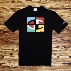 Kaos Champion Mens Graphic T Shirts