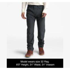 Celana The North Face Sprag 5 Pocket Pants Abu Gelap1
