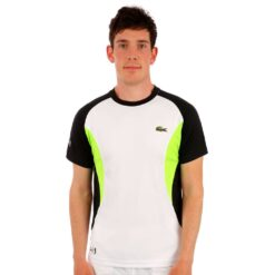 Kaos Lacoste Andy Roddick Superdry Colorblock T Shirt