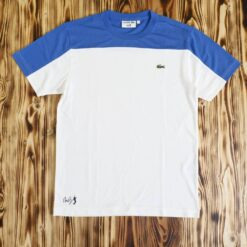 Kaos Lacoste Sport Andy Roddick Super Dry Color Block T Shirt