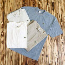 Kaos Lacoste Sport Basic Pique Cotton T Shirt1