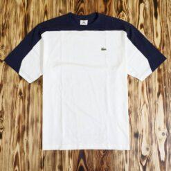 Kaos Lacoste Sport Colorblock Pique Cotton T Shirt