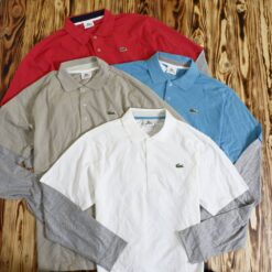 Polo Lacoste Sport Extended Sleeve Long Sleeve Polo Shirt