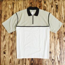 Polo Lacoste Sport Solid Zip Polo Shirt