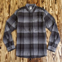 Flannel The North Face Multiplaid LS Shirt Abu