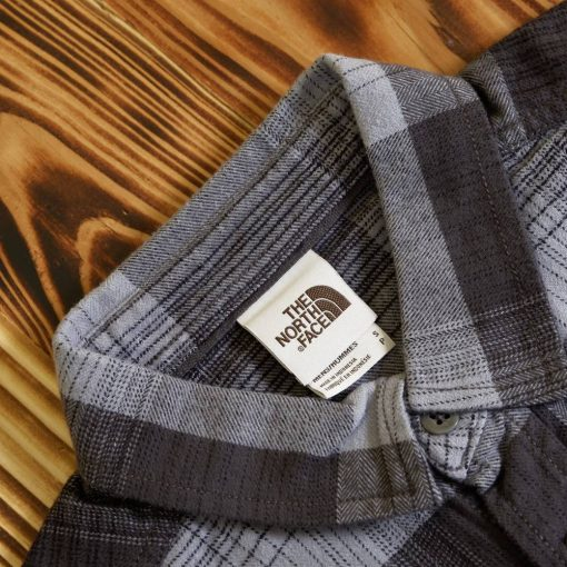 Flannel The North Face Multiplaid LS Shirt Abu1