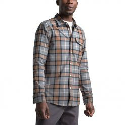 Flannel The North Face Stayside Plaid LS Shirt Abu