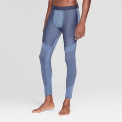 Legging Mens C9 Champion Ribbed Brushed Training Tight