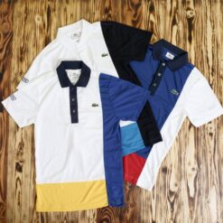Polo Lacoste Sport Colorblock Jersey Polo Shirt