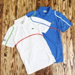 Polo Lacoste Sport Ultra Dry Engineered Chest Line Polo Shirt