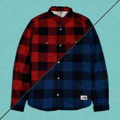 Flannel Tebal The North Face Mens Campshire Shirt res