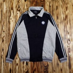 Jaket Ulvine Shinhyun Middle School Varsity Jacket