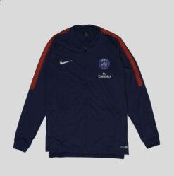 Jaket Bola Nike Mens Paris Saint Germain Dry Squad Top Navy res