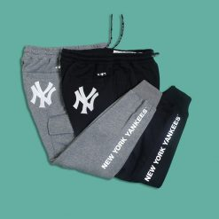 Jogger MLB Official Merchandise NY Yankees Cargo Jogger Pants res