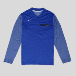 Sweater Nike Mens Coach Sideline Half Zip Putih res