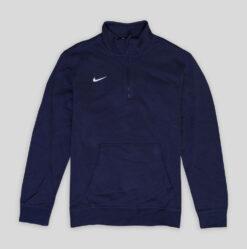 Sweater Nike Team Club Half Zip Fleece Navy res