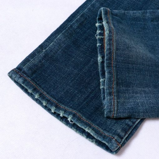 Jeans Lucky Brand 121 Slim Straight Coolmax All Season Trashed8 res