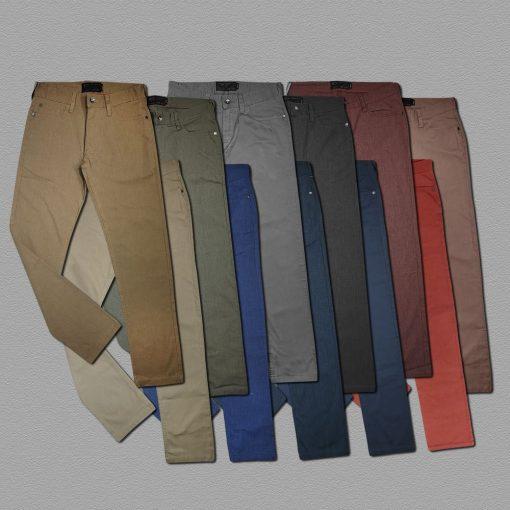 Celana Panjang O Mens 50s Heathered Chinos Pants