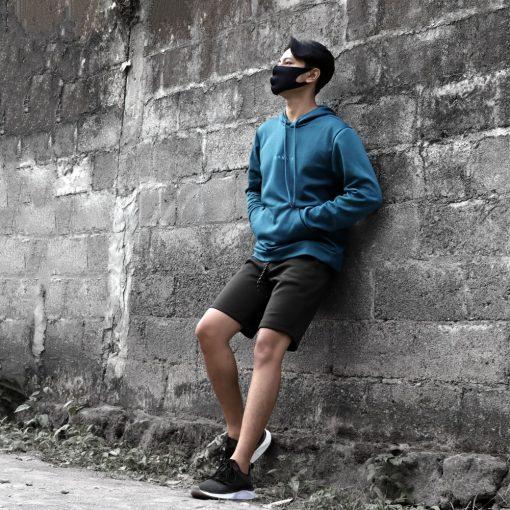Celana OKLY Mens Tech Knit Short2 res