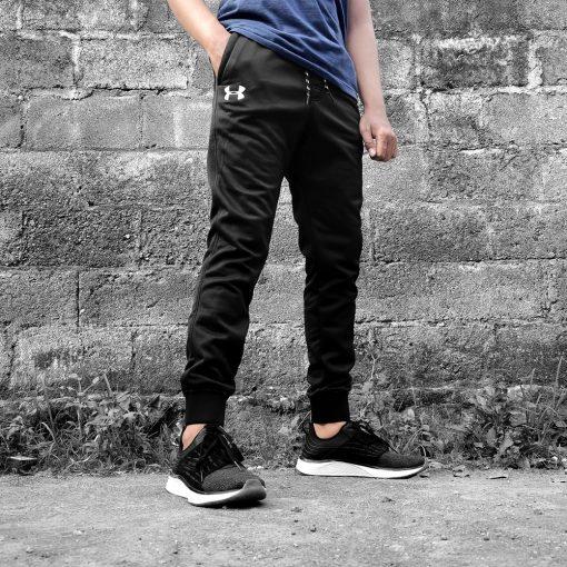 Jogger Mens Storm Joggers Pants Hitam