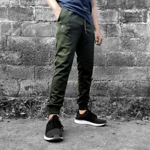 Jogger Mens Storm Joggers Pants Olive