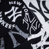 Kaos MLB NY Monogram Mega Logo Overfit T Shirts result